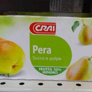 Succhi di Frutta Crai