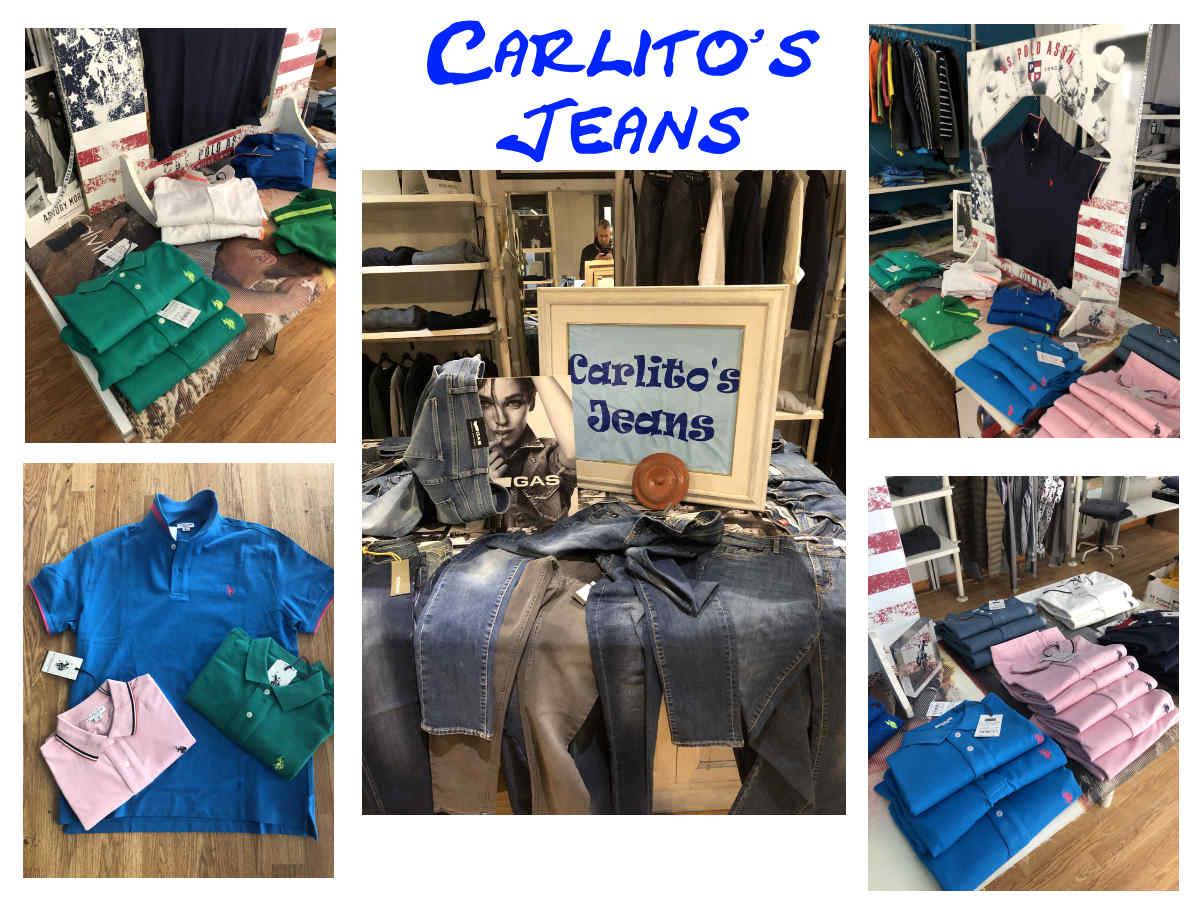 Carlito's jeans di Tesolin Carlo